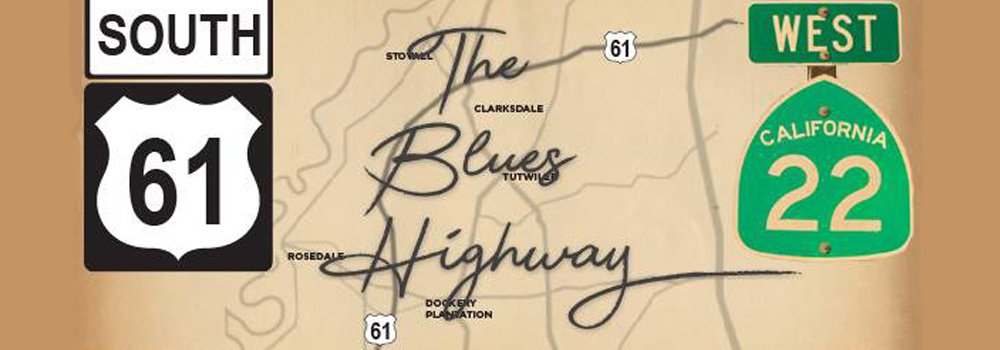 The Blues Highway full logo