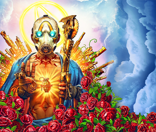 Borderlands 3 Cover Photo