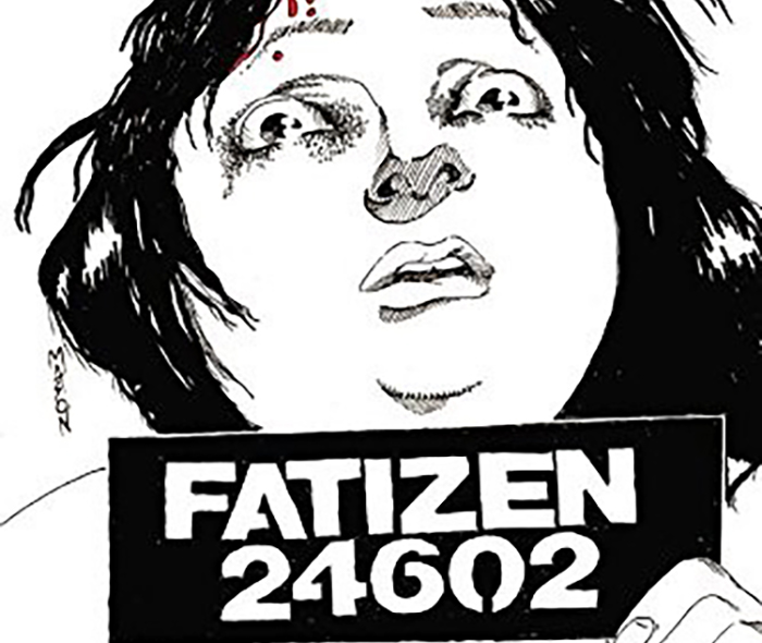 The cover of FATIZEN 24602 by Philip C. Barragan II and illustrated by Mason Arrigo. 364pp. Branch Hill Publications. (2015)