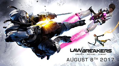 Photo courtesy of Twitter — @lawbreakers