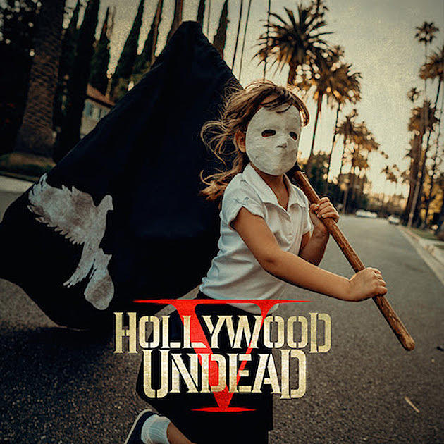 Hollywood Undead Cover Art (Photo Courtesy of Loudwire)