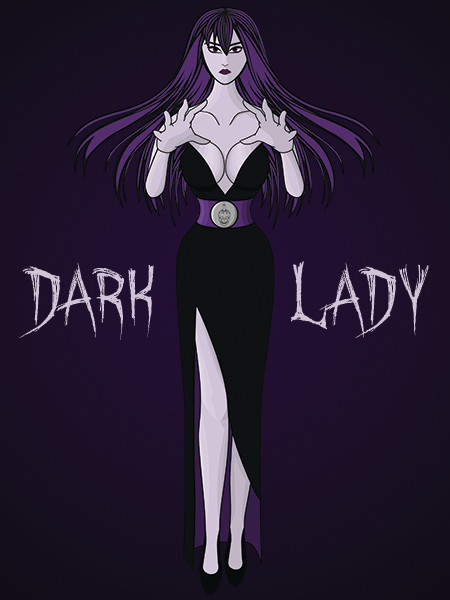 The Dark Lady intro logo