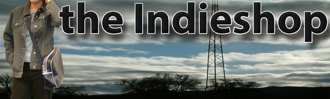 The Indieshop full logo