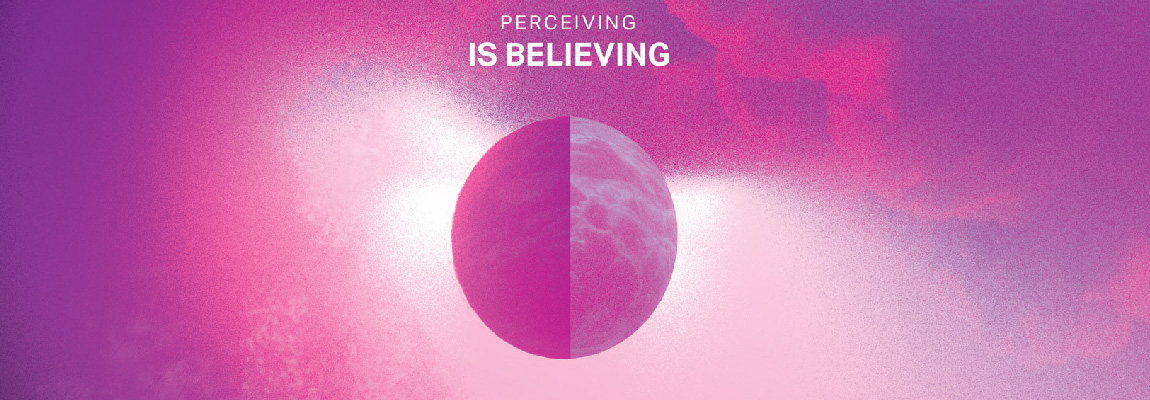Perceiving is Believing | Students get their fortunes read